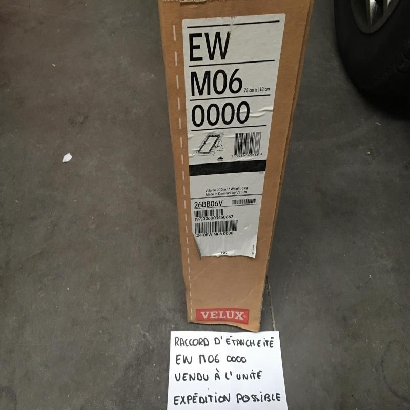 DESTOCKAGE : Raccord étanchéité VELUX EW M06 0000