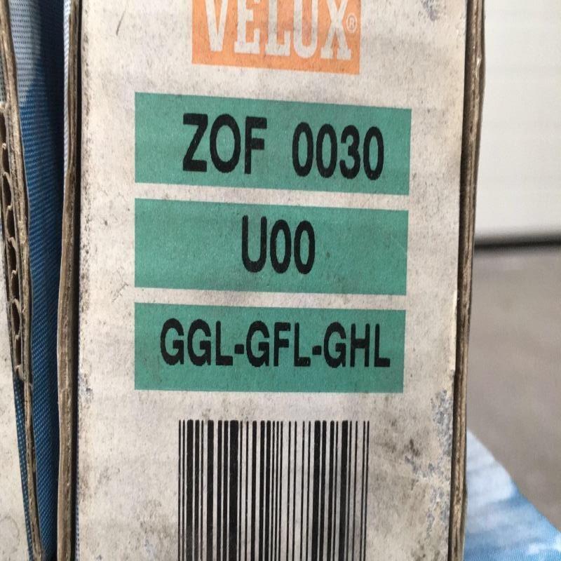DESTOCKAGE : Barre de ventilation VELUX ZOF 0030 U00