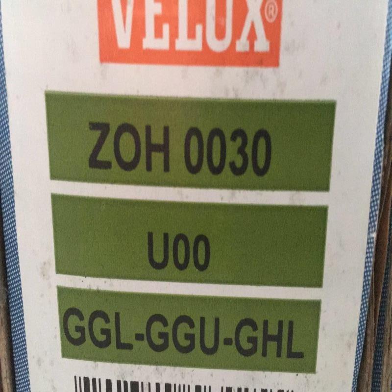 DESTOCKAGE : Entrée d'air VELUX ZOH 0030 U00