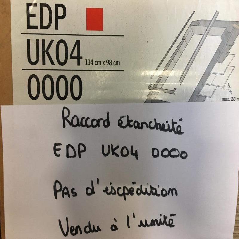 DESTOCKAGE : Raccord étanchéité VELUX EDP UK04 0000