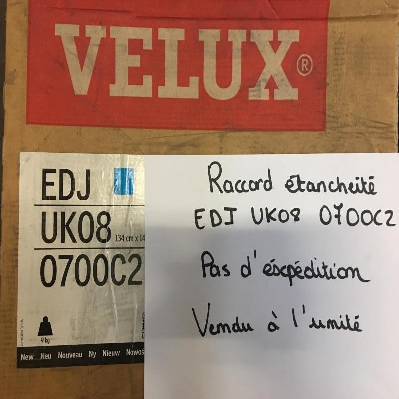 DESTOCKAGE : Raccord étanchéité VELUX EDJ UK08 0700C2