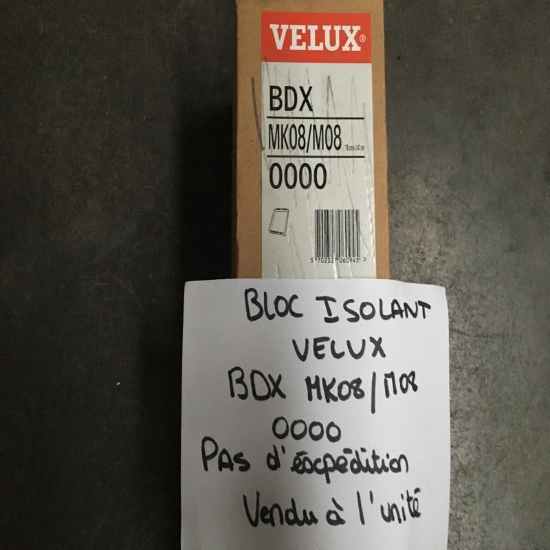 DESTOCKAGE : Bloc isolant VELUX BDX MK08/M08 0000